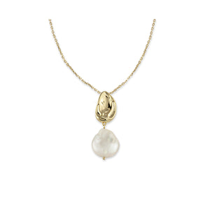Bianc - Atlantic Necklace Gold Plate