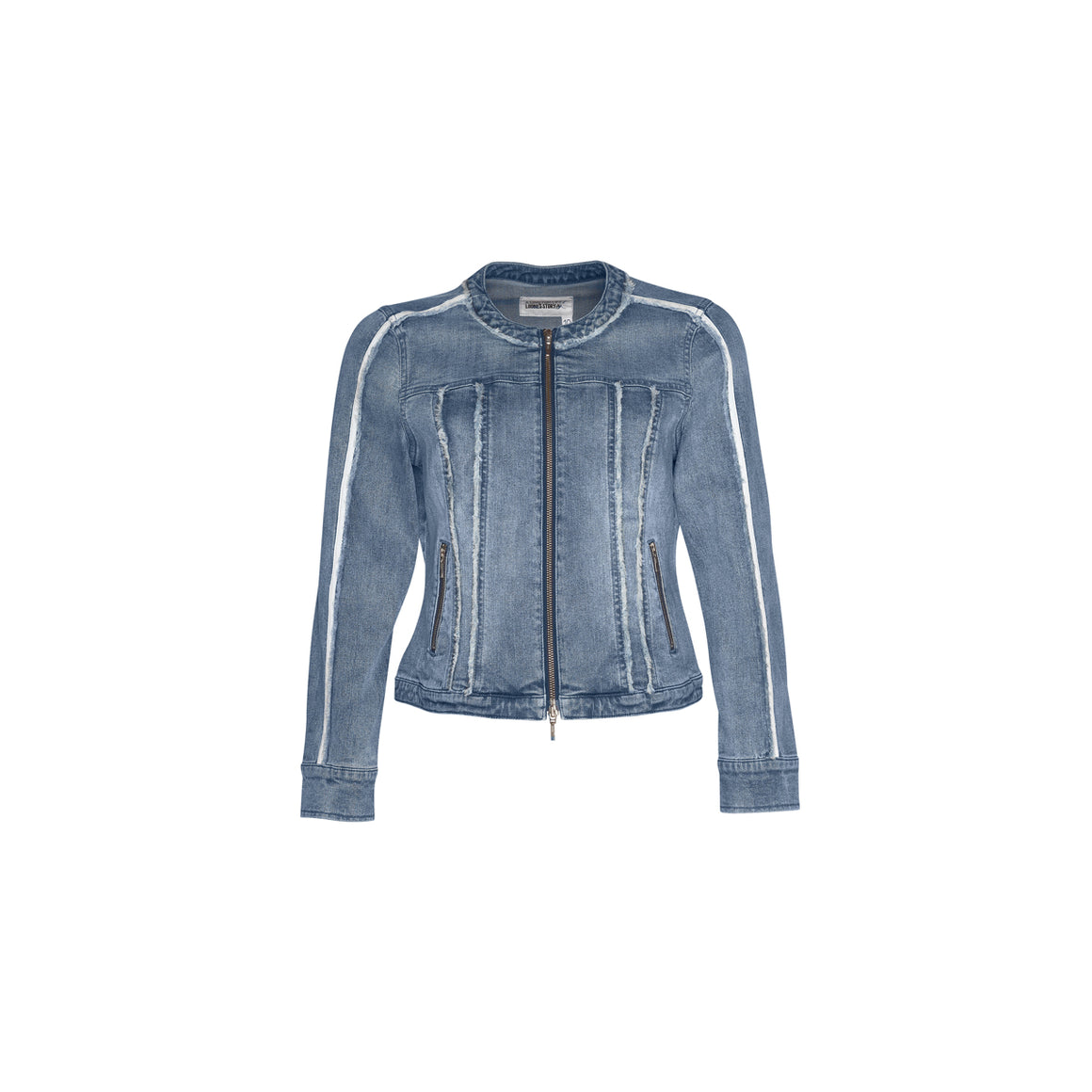 Loobies - Jacket Carmelita Light Wash