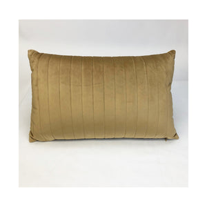 Cushion Quilted Wheat 40x60