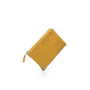 Purse Dusky Yellow