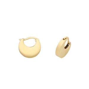 Liberte - Earrings Alfie Gold