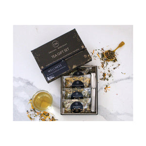 Tea Gift Box Wellness