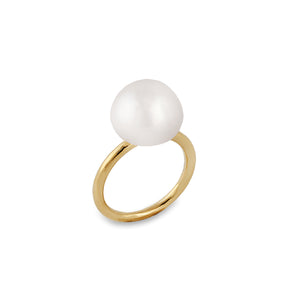 Bianc - Sorrento Ring Gold Plated