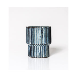 Stella Planter Blue Medium