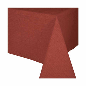 Tablecloth Jetty Red 150x230