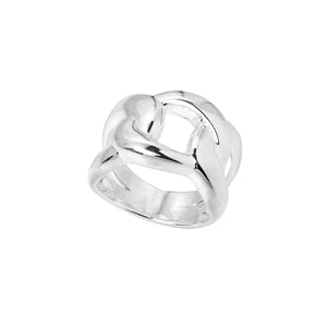 Najo - Triple Link Silver ring