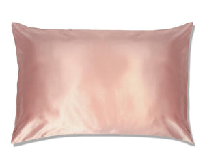 Slip Pillow Case Pink Queen