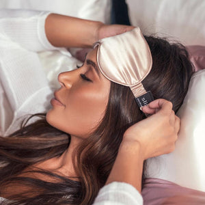 Sleep Mask Slip SilkCaramel