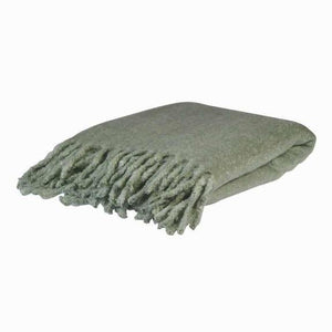 Madras Link - Baxter Sage Throw 130x150cm
