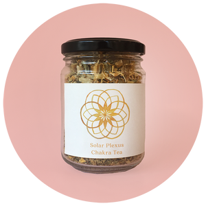 The Botanical store - Tea Solar Plexus Chakra Small