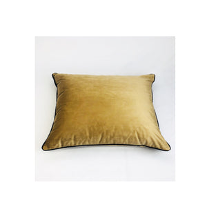 Cushion Velvet Wheat 55cm