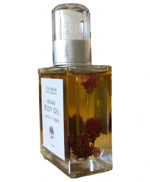 Equilibrium - Body Oil Rose & Neroli