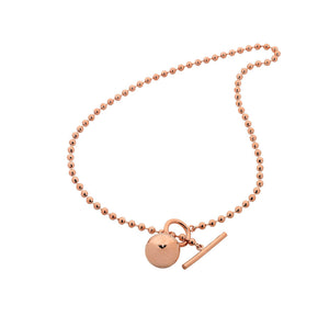 Necklace C Minor Rose Gold