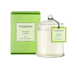 Candle Lrg Saigon Lemongrass