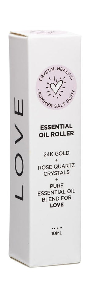 Essential Oil Roller Love