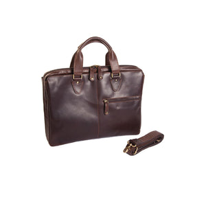 Holdall Business Garnet Brown
