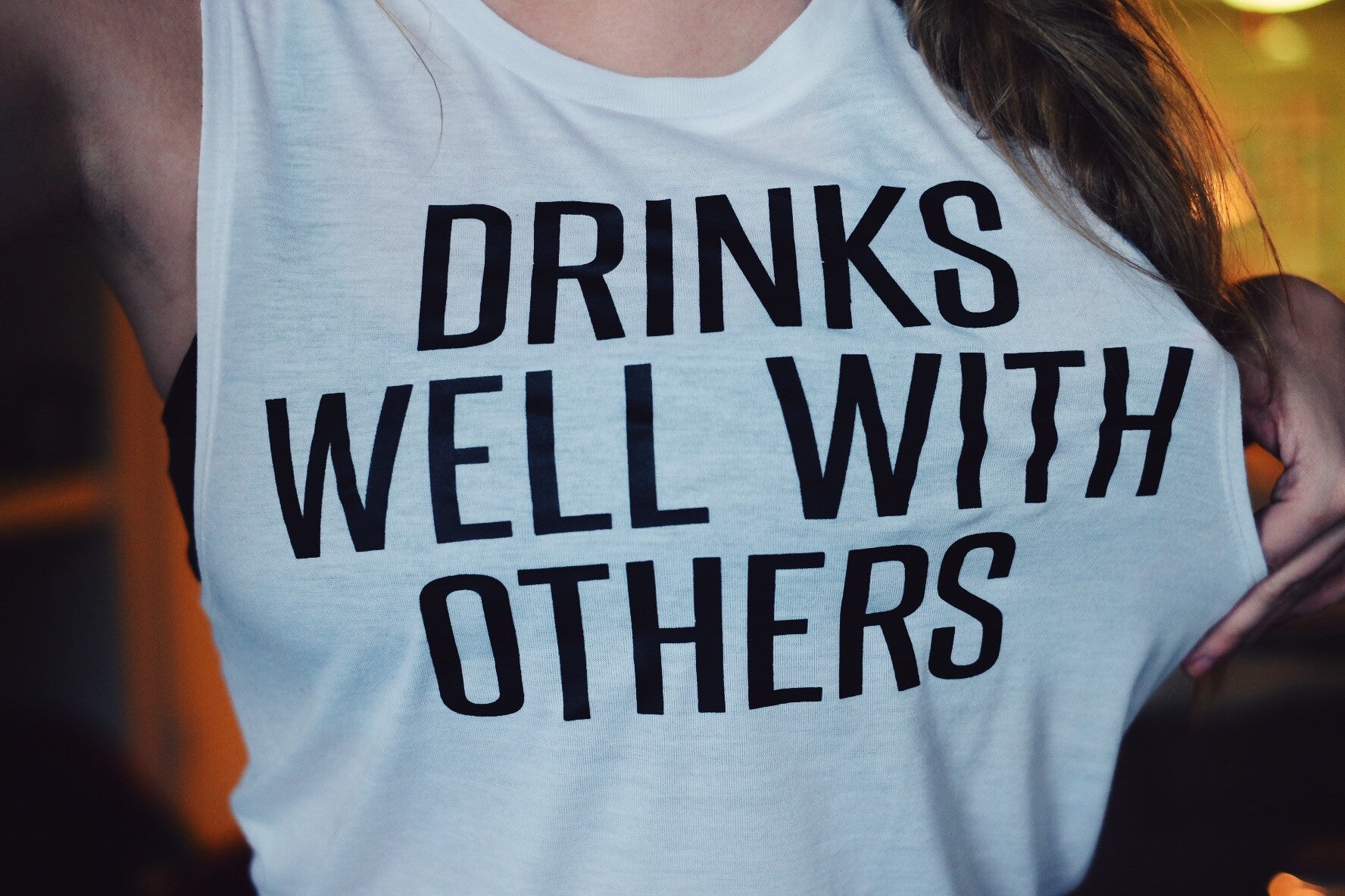 The Graphic Collection || Drinks Well With Others