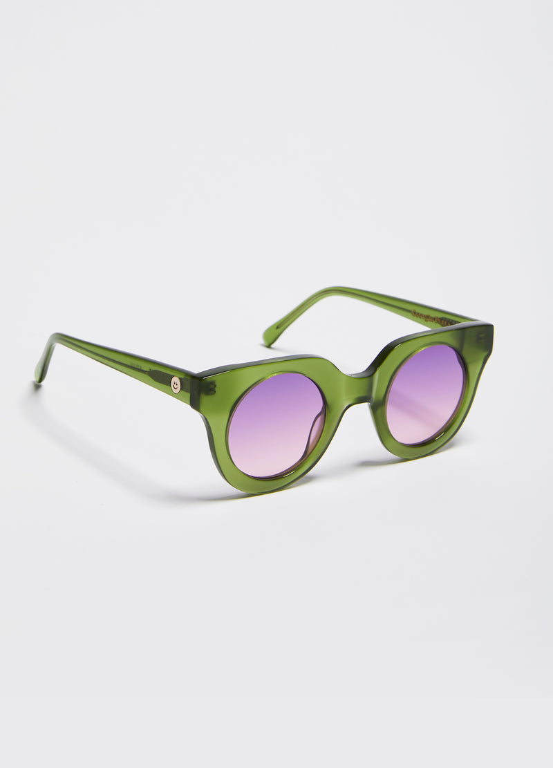 Apollo Sunglasses – Fern | Georgia Perry