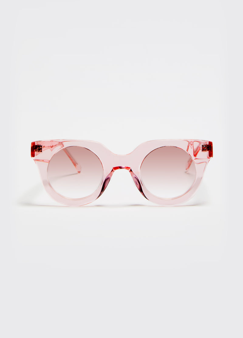 Apollo Sunglasses – Pink Cloud | Georgia Perry