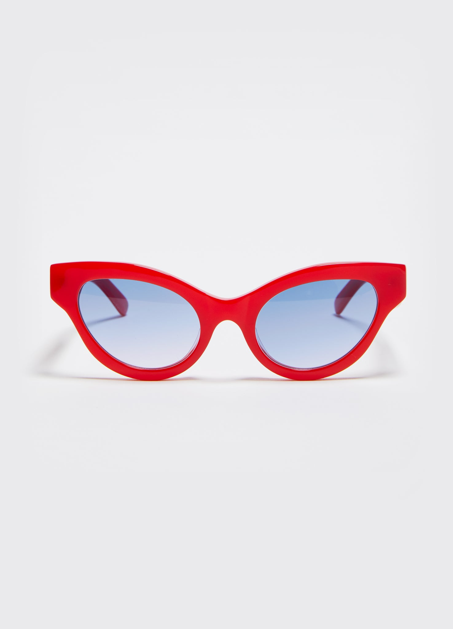 e7a8756f51 Betty Sunglasses – Lipstick Red – Georgia Perry