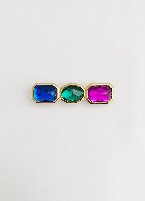 Gem Brooch (Vintage)