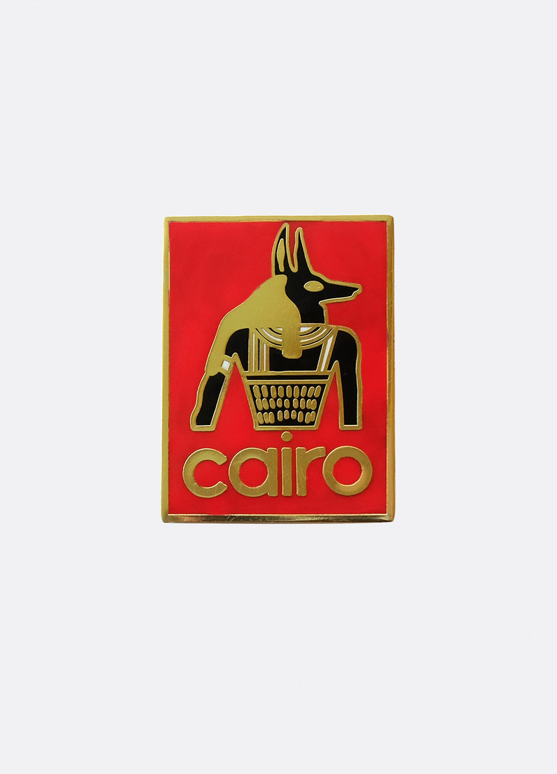 Cairo Enamel Lapel Pin | Georgia Perry