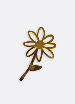 Gold Daisy Pin | Georgia Perry