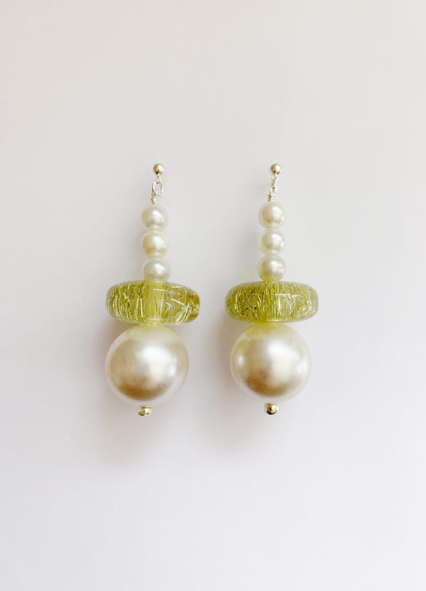 Caza Earrings