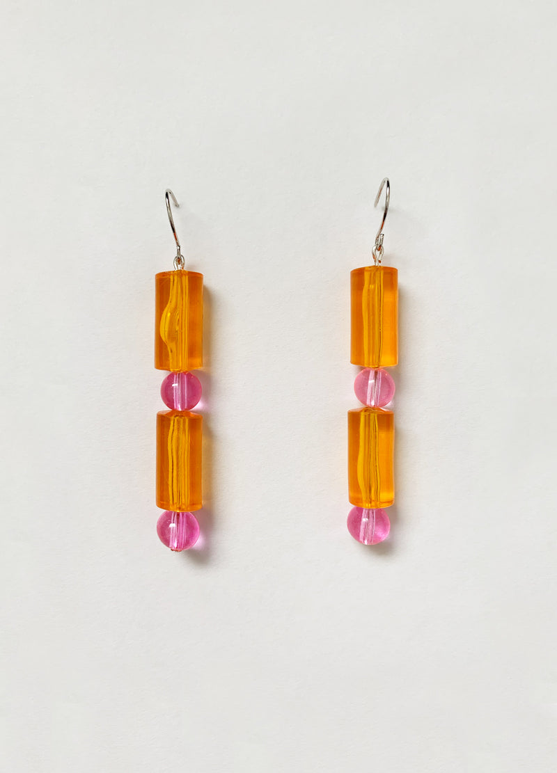 Jelly Drop Earrings