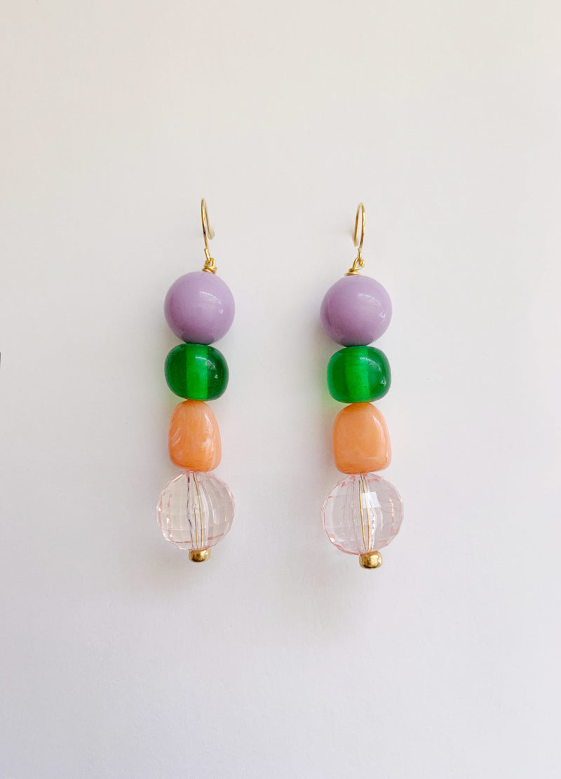 Melon Earrings