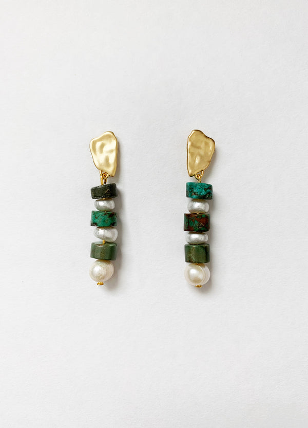 Pharaoh Drop Earrings