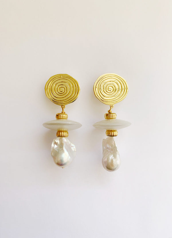 Oscar Earrings