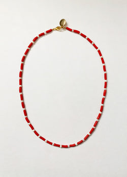 Coral Baby Necklace