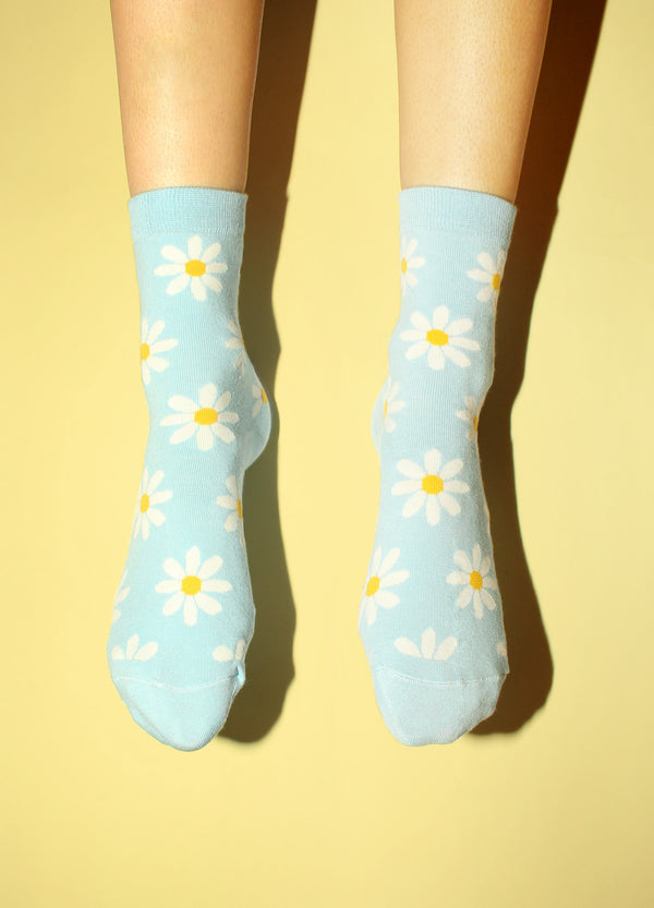 Daisy Socks | Georgia Perry