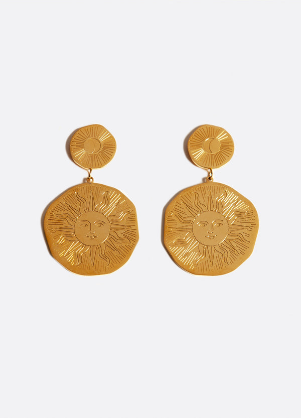 Zodiac Earrings | Georgia Perry