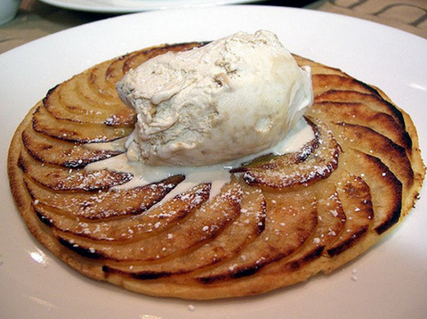 Fuji Apple Tarte Tatin