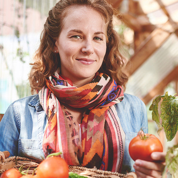 Ruth Henderson|Vegetarian enthusiast