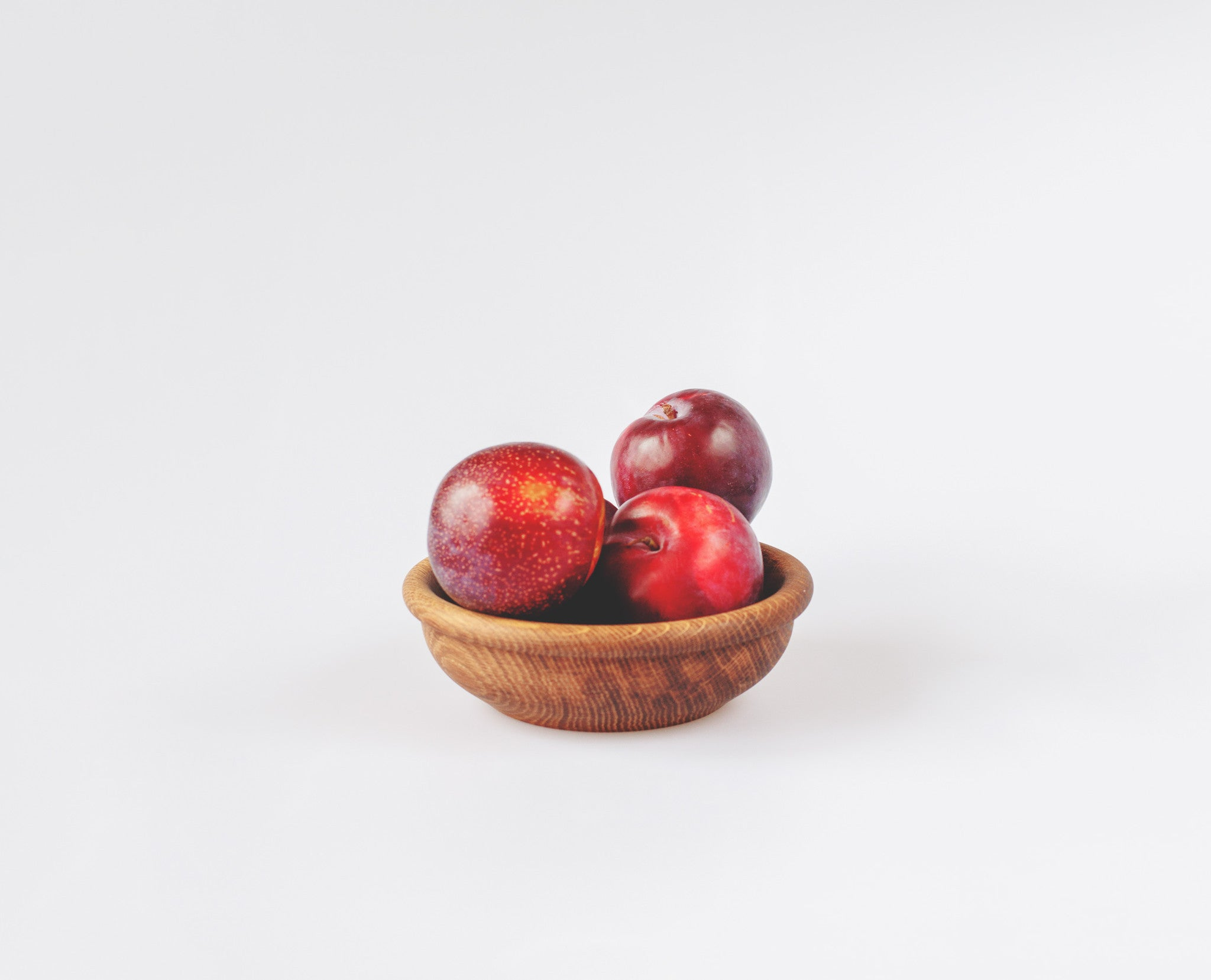 Red European Plums