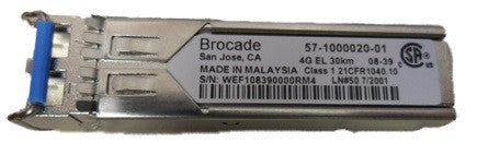 Brocade 4Gb Extended Long Wavelength Optical Transceiver