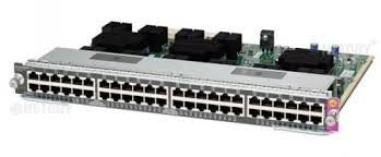 Cisco Catalyst WS-X4748-RJ45V+E 4500E Series