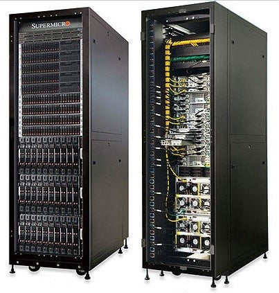 Supermicro 2028R-C1RT4 Rack