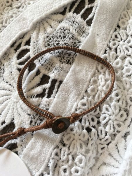 Bracelet marron Amy Lou