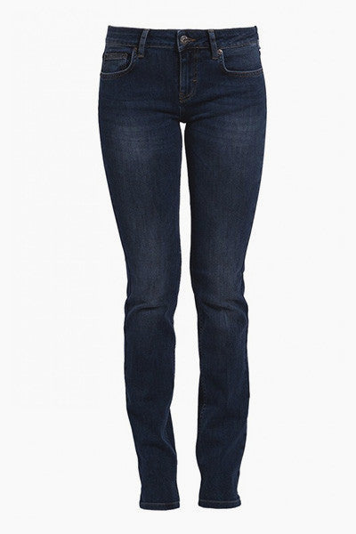 Jean droit blue Nvy Denim Alia