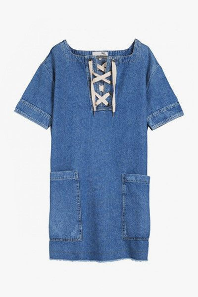 Robe en jean Roma Nvy Denim