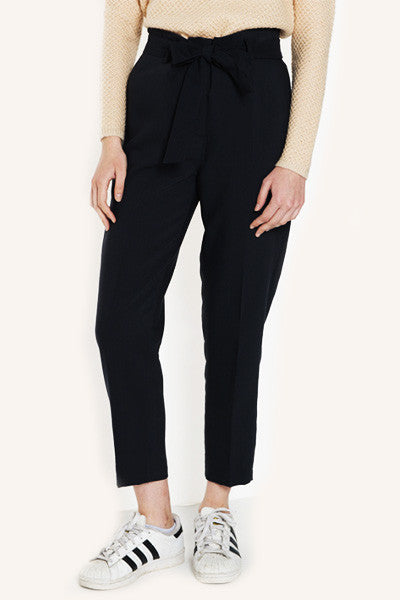 Pantalon London noir Grace & Mila