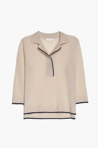 Polo Melon beige Grace & Mila