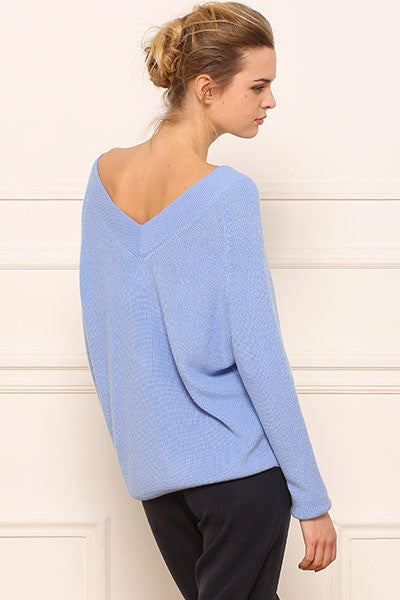 Pull maille douce iceberg Amy Lou