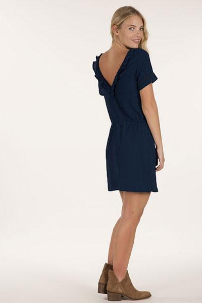 Robe courte marine EVY Andy & Lucy