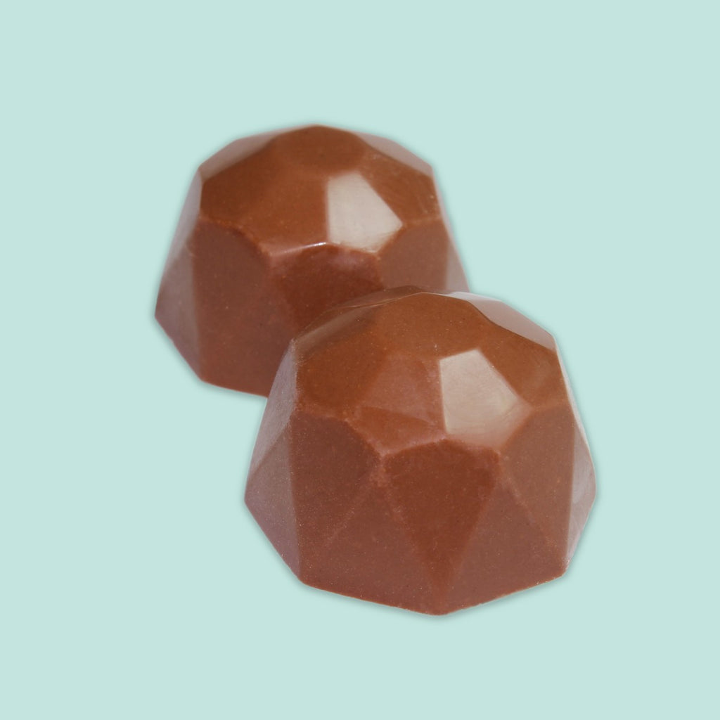 Orange praline artisan chocolate