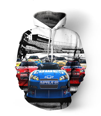 Nascar Pro Race Edition Hoodie